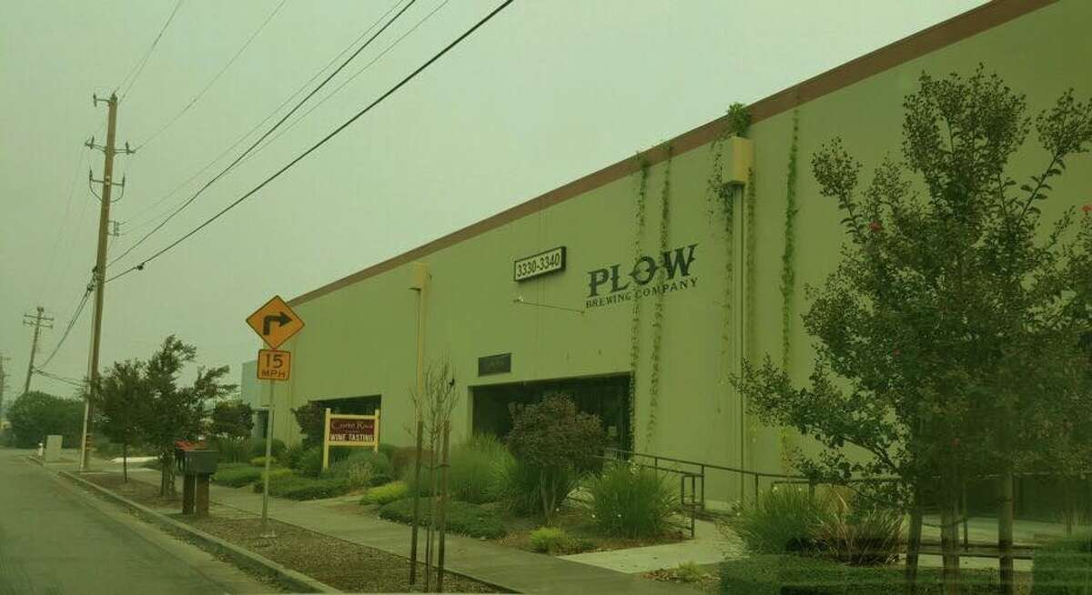 Plow Brewing Company is one North Bay brewery affected by the Wine Country fires.