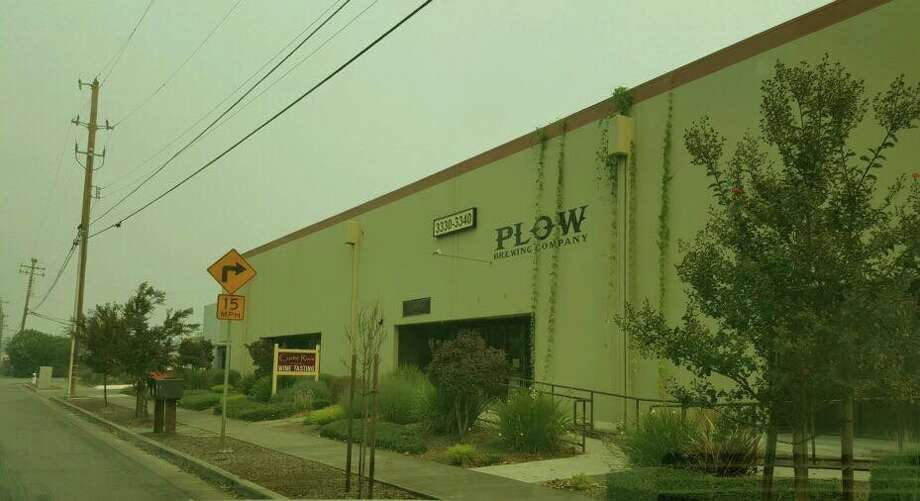 Plow Brewing Company is one North Bay brewery affected by the Wine Country fires. Photo: Plow/Facebook