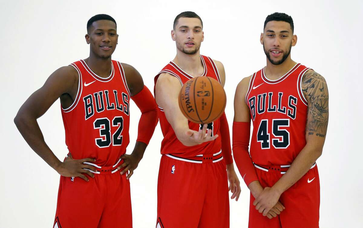 30. Bulls Last season: 41-41, lost in the first round Key additions: Zach LaVine, Kris Dunn, Lauri Markkanen, Justin Holliday, David Nwaba On guards: When Lavine returns, the Bulls have their shooting guard. Until then, Denzel Valentine shows promise. Dunn and Cameron Payne will have to man the point. Overall: The Bulls did not want Dwyane Wade to have to go through this. They also did not want to win needlessly, and bought him out to move on. They'll need Nikola Mirotic and Markkanen to provide shooting and Valentine with young forwards Bobby Portis, Paul Zipser to step up.