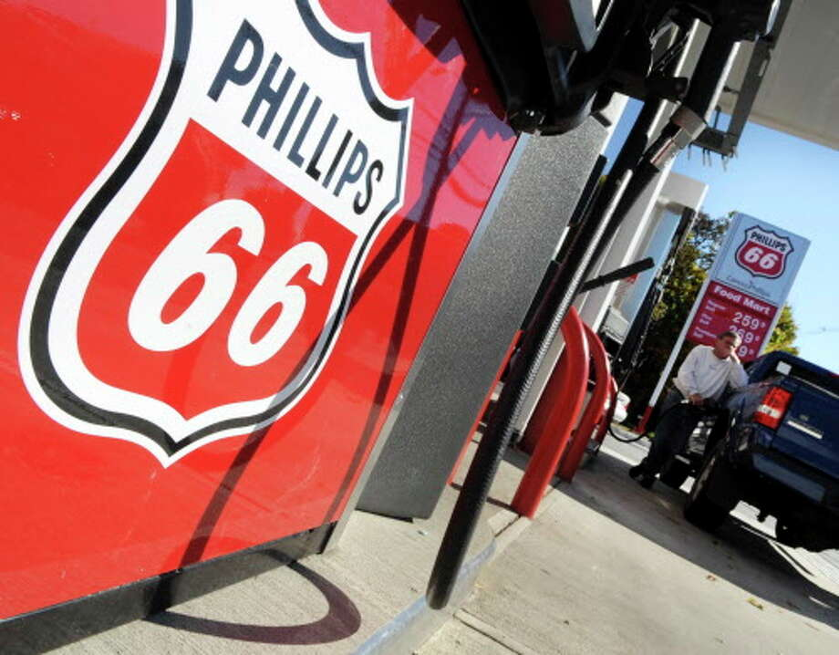 Phillips 66 was spun off as an independent company from ConocoPhillips in 2012.  Photo: Lisa Poole, STF / AP2009