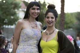 Sharply dressed locals came out to the 3rd Annual San Antonio Fashion Awards at the Tobin Center on Thursday, Oct. 13, 2017.
