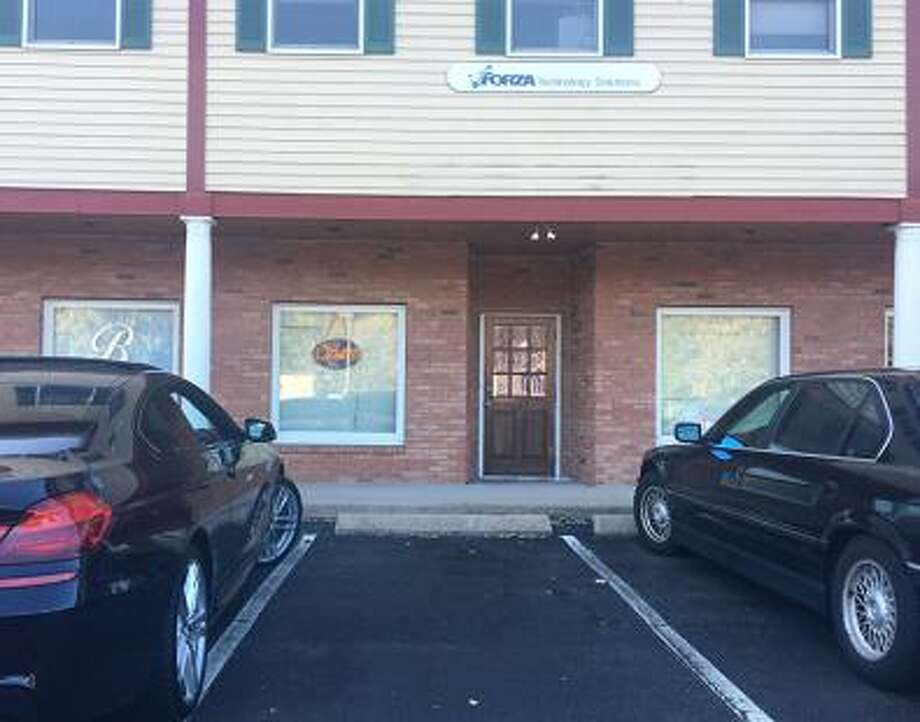 King Spa, 329 Main St., Wallingford Photo: Courtesy Of Wallingford PD