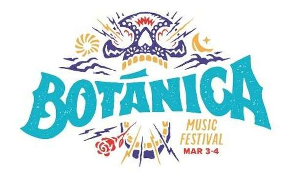 The logo for the Botánica Music & Arts Festival.