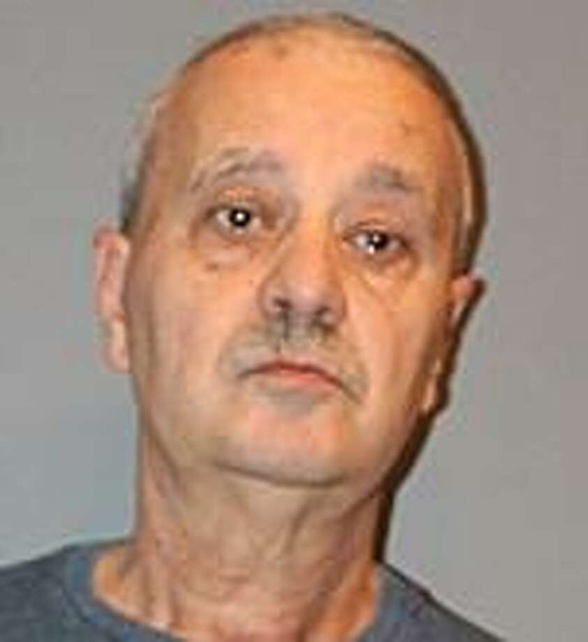 Angelo Recine, 68, of Bridgeport, the owner of Stony Brook Bar and Restaurant in Stratford, has been arrested for allegedly selling cocaine from the business. He was charged with with three counts of sale of cocaine and one count of operating a drug factory. Also arrested was the bartender, Laurie Herb, 51, of Stratford. She was charged with four counts of sale of cocaine. The arrests were made on Thursday, Oct. 12, 2017. Photo: Stratford Police Photo
