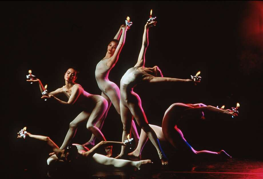 Lily Cai Chinese Dance Company's concert will incorporate new works. Photo: HANDOUT