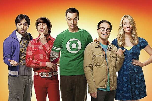 The Big Bang Theory: RenewedThe Big Bang Theory will run through at least the 2018-2019 season. (CBS)