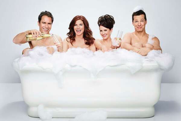 Will & Grace: RenewedWill & Grace will run through at least the 2018-2019 season. (NBC)