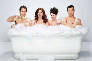 Will & Grace: Renewed  Will & Grace  will run through at least the 2018-2019 season. (NBC)