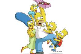 The Simpsons: Renewed  The Simpsons  will run through at least the 2018-2019 season. (Fox)
