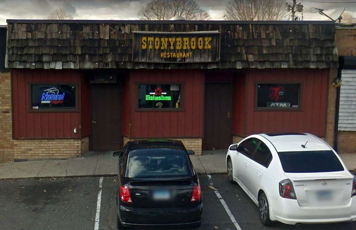 The owner of the Stony Brook Bar and Restaurant on Success Avenue and a bartender who works there were arrested on drug charges on Thursday, Oct. 12, 2017. Angelo Recine, 68, of Bridgeport, the owner, has been arrested for allegedly selling cocaine from the business. He was charged with with three counts of sale of cocaine and one count of operating a drug factory. The bartender, Laurie Herb, 51, of Stratford. She was charged with four counts of sale of cocaine.