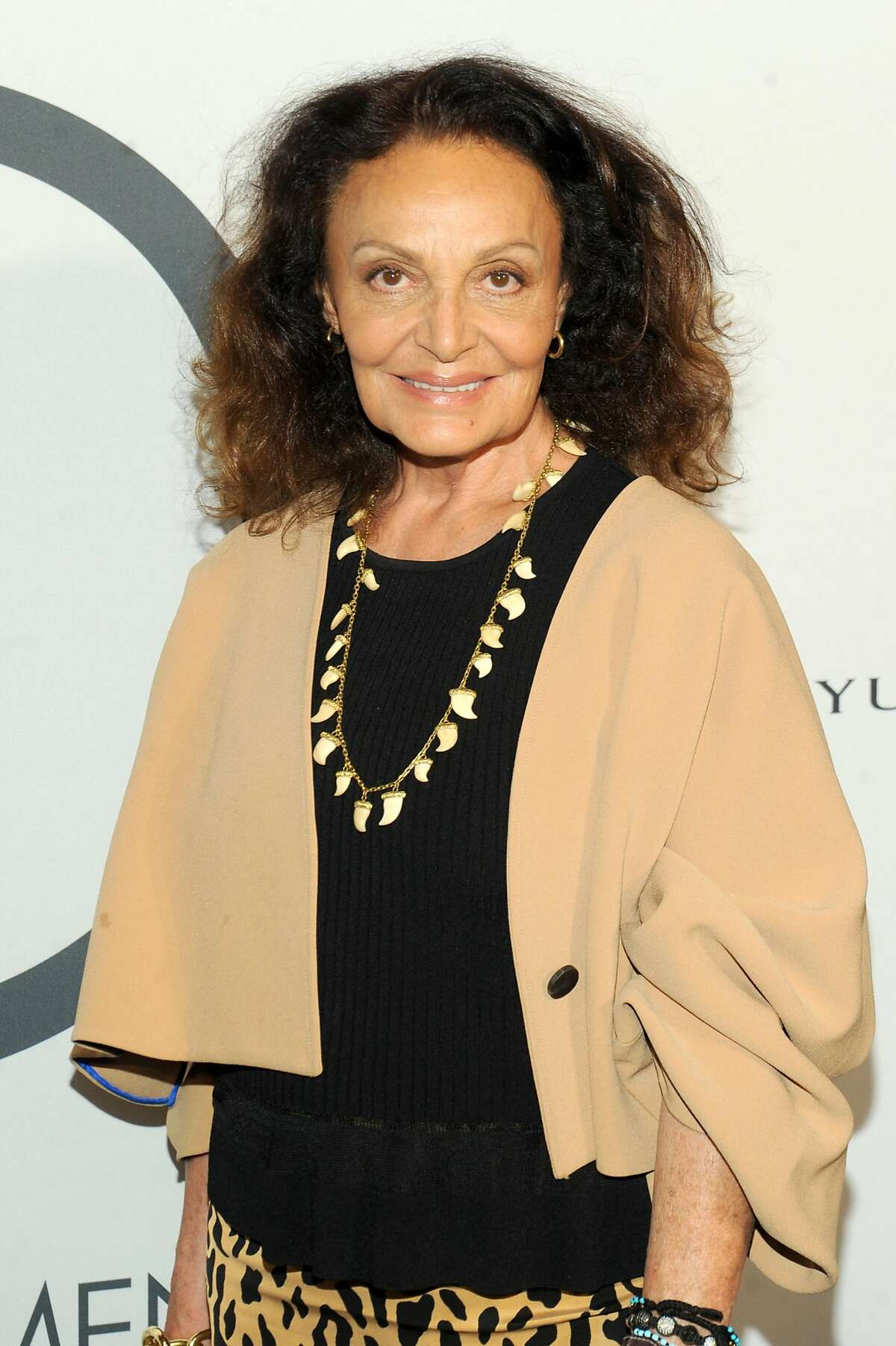 NEW YORK, NY - SEPTEMBER 19: Fashion designer Diane von Furstenberg attends Fashion 4 Development's 7th Annual First Ladies Luncheon at The Pierre Hotel on September 19, 2017 in New York City. (Photo by Brad Barket/Getty Images for Fashion 4 Development)
