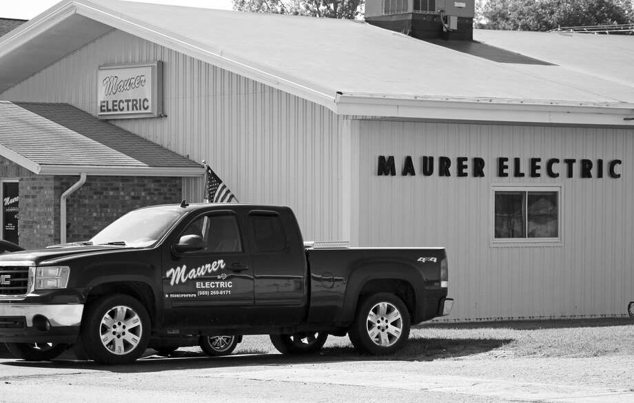 p.p1 {margin: 0.0px 0.0px 0.0px 0.0px; font: 12.0px Times}Maurer Electric was named best electrician. No. 2 was Active Deering Electric and No. 3 Kincaid Electric. (Seth Stapleton/Huron Daily Tribune) Photo: Huron Daily Tribune
