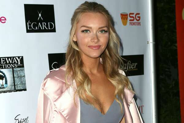 Model Camille Kostek attends Celebrating Women in Film and Diversity in Entertainment at Boulevard3 on February 21, 2017 in Hollywood, California.  (Photo by Tasia Wells/Getty Images)