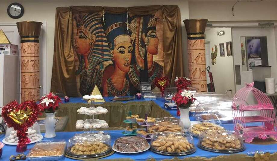 Traditional Egyptian foods and desserts will be served at the Egyptian festival being held by the Virgin Mary and Archangel Michael Coptic Orthodox Church in Hamden Oct. 14 and 15 11 a.m. to 8 p.m. Photo: Contributed Photo / Wafeek Abdelsayed /