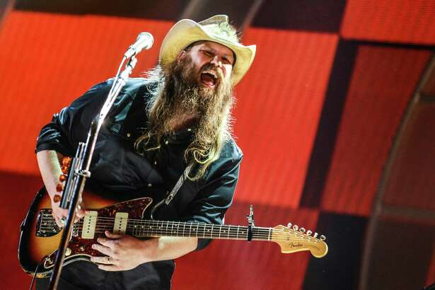 "Chris Stapleton  Grammy winner is the edgier, grittier side of country with his albums ""Traveller"" and ""From a Room: Volume 1,"" which offered up killer songs ""Nobody to Blame,"" ""Tennessee Whiskey,"" ""Whiskey and You,"" ""Fire Away"" and ""Either Way."" The whiskey songs and low growl on electric guitar are a throwback to outlaw country from the days of Waylon and Willie and the boys. His tight combo includes his wife, singer Morgane Stapleton. Marty Stuart and Brent Cobb open.   7 p.m. Friday. AT&T Center, 1 AT&T Center Parkway at East Houston St. $35-$71. attcenter.com    -- Hector Saldana"