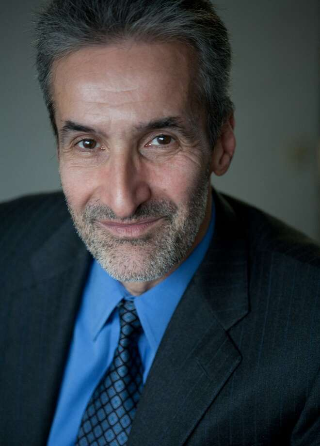 Photograph of Samuel Freedman. Photo: Sara Barrett / Contributed