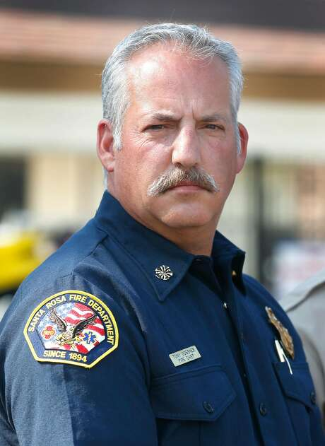 "Santa Rosa Fire Chief Tony Gossner: ""It was ... unstoppable. ... It's terrible."" 