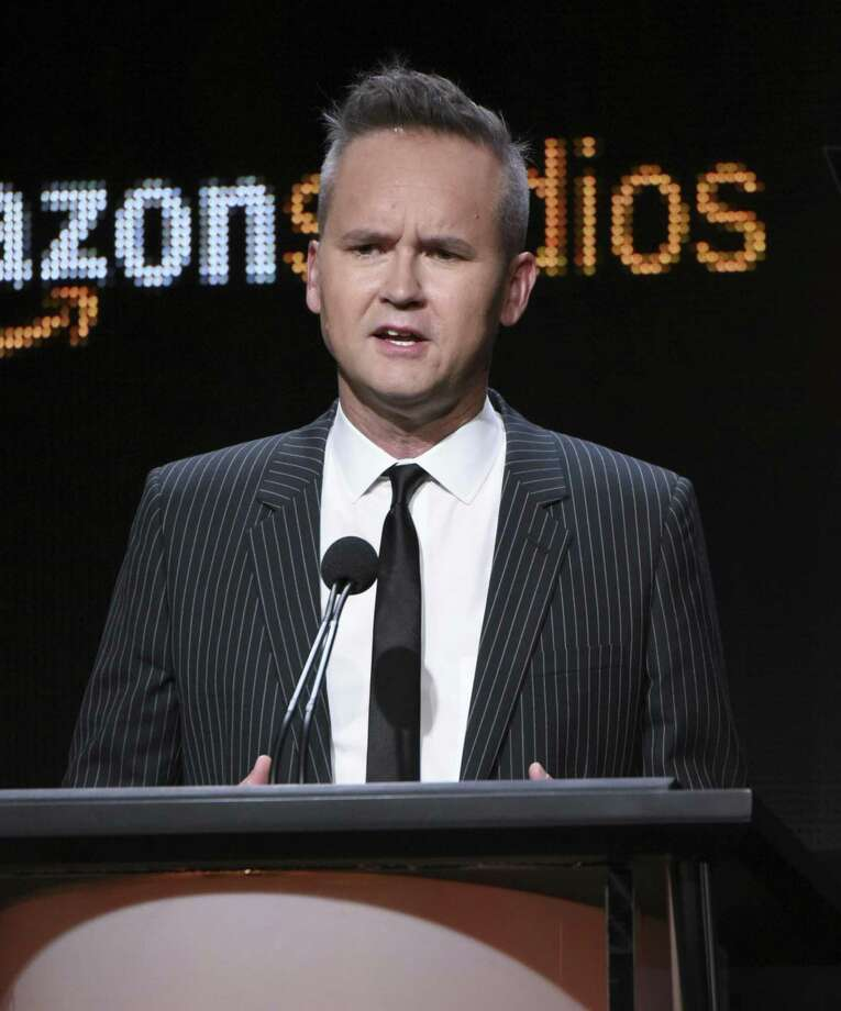 "Roy Price, head of Amazon Studios, participates in the ""Hand of God"" panel at the Amazon Summer TCA Tour at the Beverly Hilton Hotel in Beverly Hills, Calif. in 2015 Amazon says Price is on leave following allegations of sexual harassment. Photo: Associated Press File Photo / Invision"
