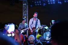 Dennis Quaid and The Sharks perform at the Ridgefield Playhouse on Wednesday, Oct. 25.