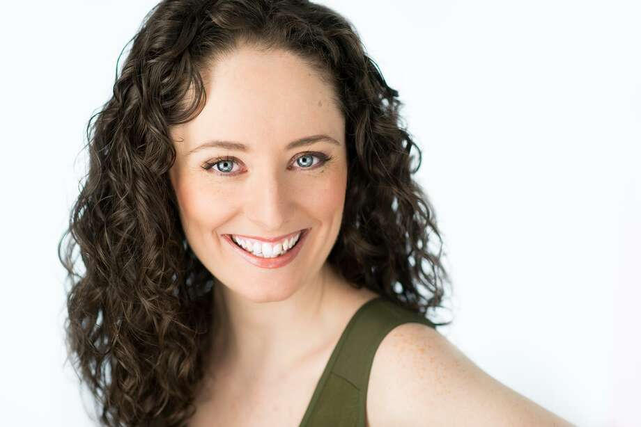 """Danbury native Colleen Gallagher will appear in """"A Gentleman's Guide to Love & Murder,"""" at Waterbury's Palace Theater, Friday, Oct. 20 and Saturday, Oct. 21. Photo: """"A Gentleman's Guide To Love & Murder"""" / Contributed Photo"""