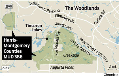 The Woodlands Texas Flooding >> Woodlands Mud Inaction Caused 100 Houses To Flood Residents