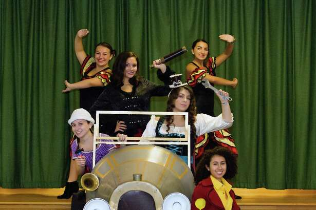 "Sacred Heart Academy students will present ""Chitty Chitty Bang Bang"" at the Shubert Theater in November."