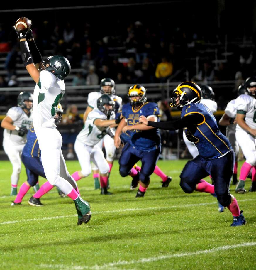 EPBP 60, Bad Axe 0 Photo: Seth Stapleton/Huron Daily Tribune