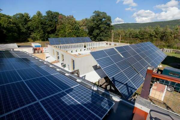 Sand Road Animal Hospital has turned to solar energy solutions to reduce their carbon footprint and avoid rising energy costs by switching to clean, renewable energy.