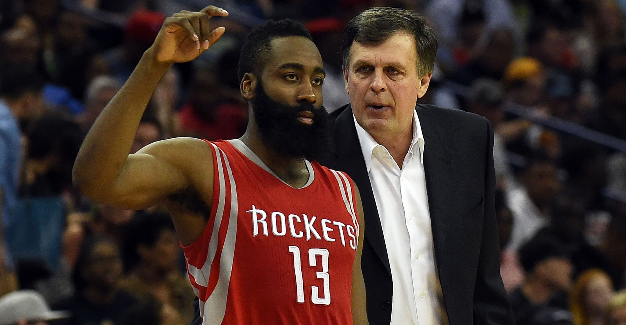 51223ede5a7 Kevin McHale stands by his criticism of James Harden - Houston Chronicle
