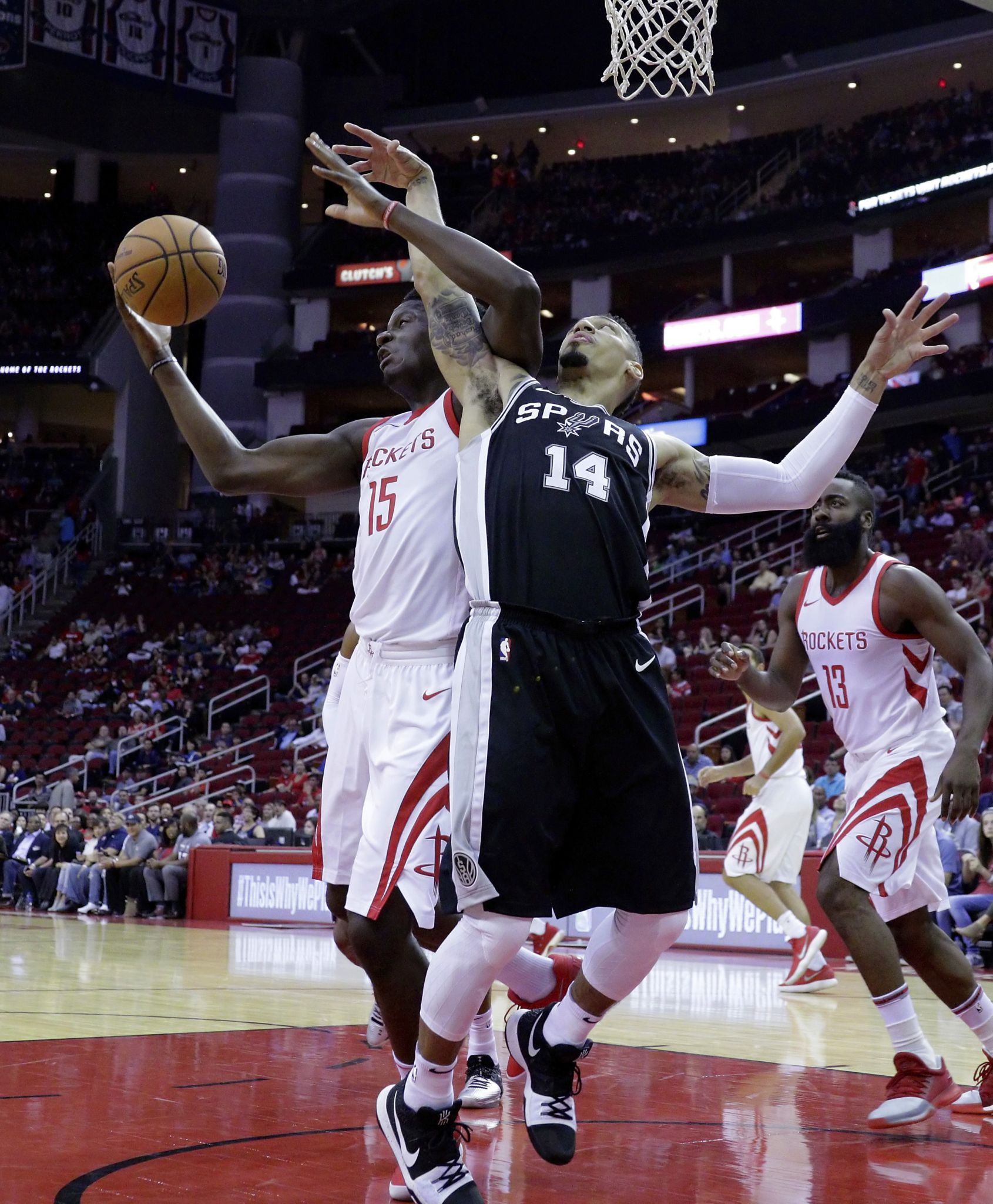 Houston Rockets Defensive Coach: Rockets See Improvement In Defensive Rebounding