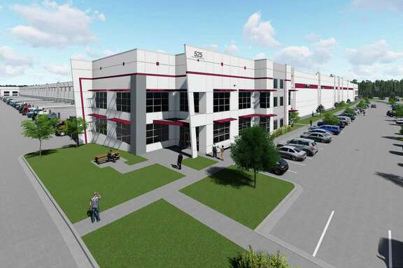 Oakmont Industrial Group is constructing a nearly 700,000-square-foot warehouse in Katy while it waits for a tenant.