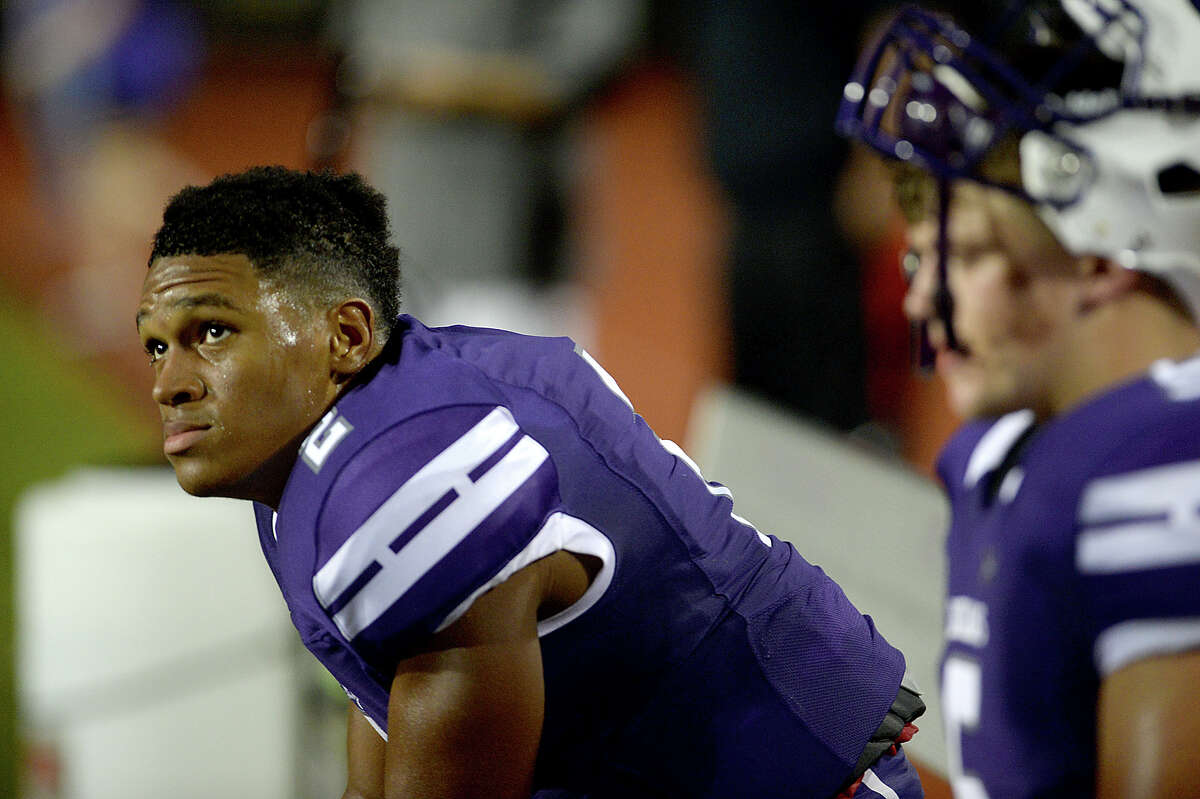 Roschon Johnson School: Port Neches-Groves Yards: 1385 Attempts: 118 Completions: 78 Touchdowns: 16 Interceptions: 1