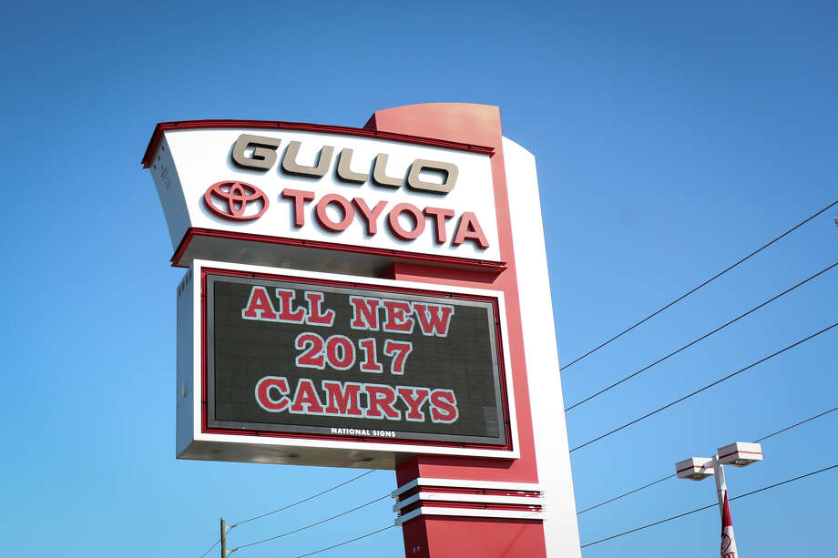 Gullo Toyota of Conroe is expanding north of its current location at 500 Interstate 45 in Conroe. Photo: Michael Minasi, Staff Photographer / © 2017 Houston Chronicle