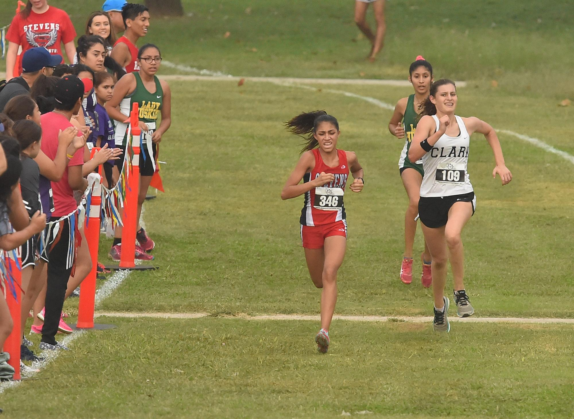 Saturday's high school cross country, volleyball results