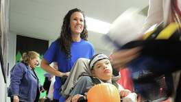 Easter Seals of Greater Houston invites children with disabilities to its Pumpkin Patch Party on Oct. 31.