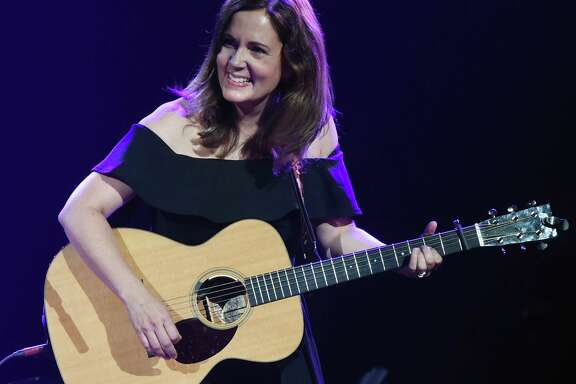 Singer/songwriter Lori McKenna will perform at The Heights Theater on Thursday.