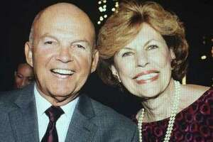 Carmen Berriz and her husband, Armando