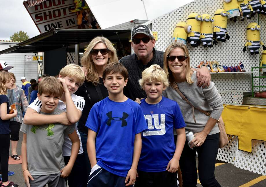 The annual Tokeneke Pumpkin Carnival in Darien took place on October 14, 2017. For over 50 years, the Tokeneke Pumpkin Carnival at Tokeneke School in Darien has been a fall-favorite activity. The 2017 Carnival featured old-fashioned fair games, rides and new food options. Were you SEEN? Photo: Simon Young
