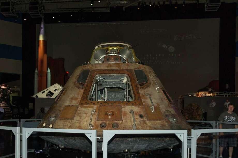 apollo 11 at space center houston - photo #3