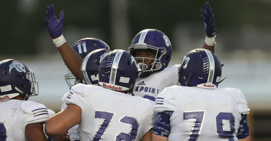 Ridge Point faces Dulles in Week 8 while Travis has Fort Bend Austin. Photo: Yi-Chin Lee/Houston Chronicle
