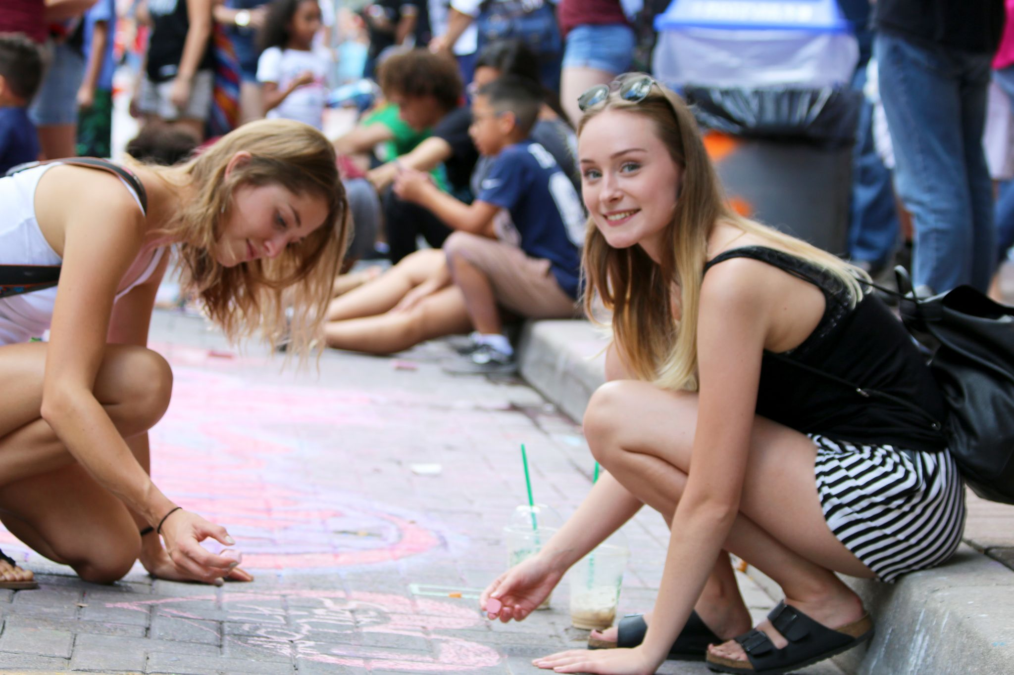 Date Set For Artpace S 2018 Chalk It Up Event Downtown