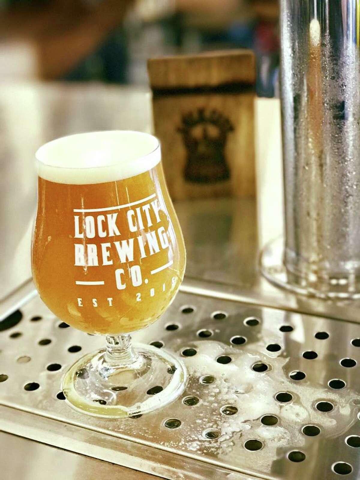 Lock City Brewing Co. - StamfordLock-O-Lantern -