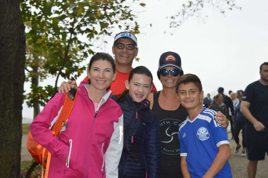 The annual walk/run for Abilis took place at Tod''s Point in Greenwich on October 15, 2017. The funds raised through the Walk/Run event help Abilis provide state of the art services for over 700 people of all ages with a wide range of intellectual, developmental, social, emotional, and physical challenges, as well as education and advocacy supports for their parents. Were you SEEN? Photo: Todd Tracy For Hearst CT Media