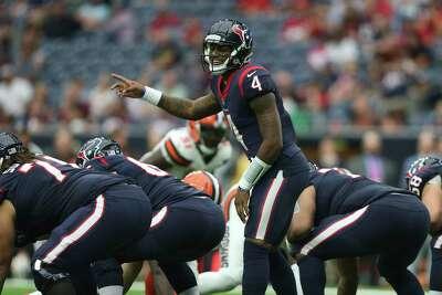 Texans' Deshaun Watson on wearing Warren Moon jersey: 'It's all ...