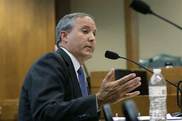 Texas Attorney General Ken Paxton joined attorneys general from 11 other states Wednesday in asking the U.S. Supreme Court to uphold the Trump administration's latest travel ban, which seeks to limit entry to the U.S. by citizens of eight countries, six of which are majority Muslim.