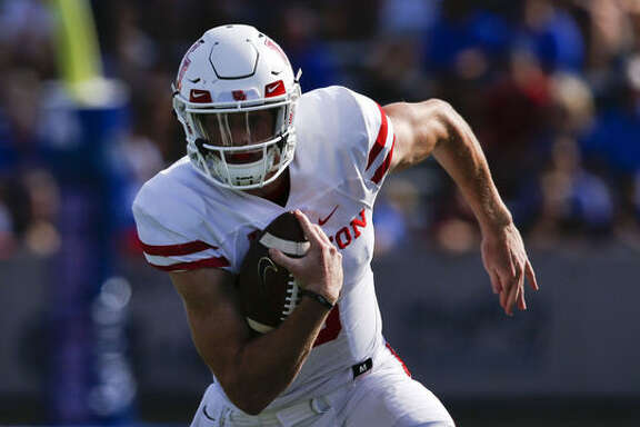 Houston quarterback Kyle Postma received a vote of confidence from coach Major Applewhite despite Saturday's 45-17 loss at Tulsa.