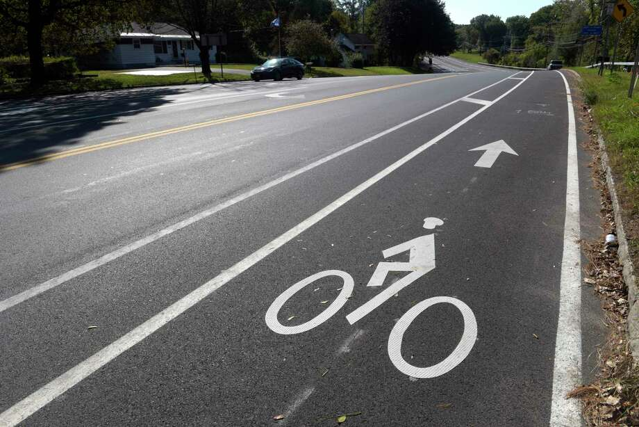 "The pedestrian and bicycle enhancements project, according to the city, ""will not only encourage the use of alternative transportation options in the downtown area but also will promote connectivity between the downtown area and the rest of the city."""