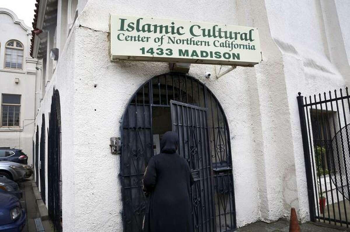 The Islamic Cultural Center in Oakland, California