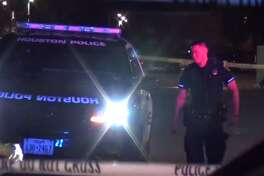 At least two people - including a 5-year-old - were killed late Sunday during a shooting in Gulfton. (Metro Video)