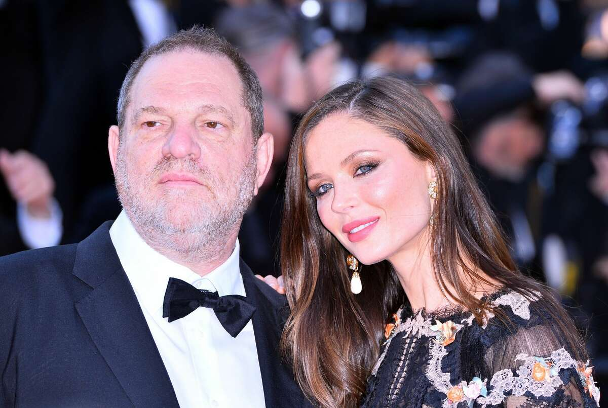Who: Harvey Weinstein, film producer At his best: Producer of films like